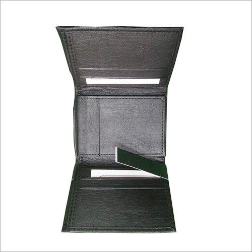 Black PU Foam Wallet