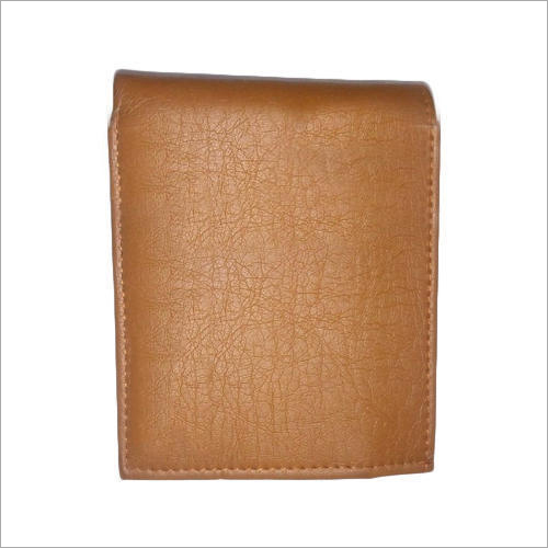 Biofold Brown PU Foam Wallet