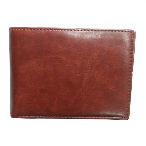 Brown PU Foam Wallet