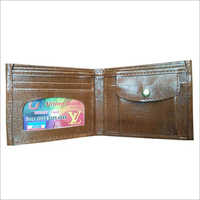 Biofold Brown Rexine Wallet