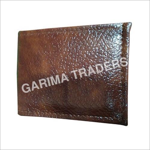 Brown Rexine Wallet