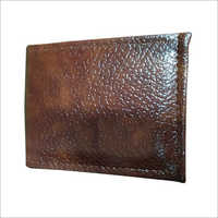 Brown Rexine Wallet