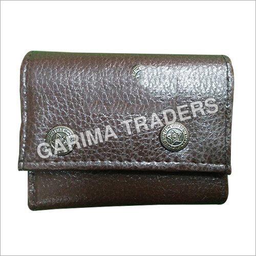 Foldable Rexine Wallet