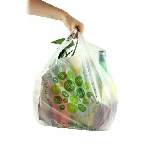 Transparent Compostable Bag