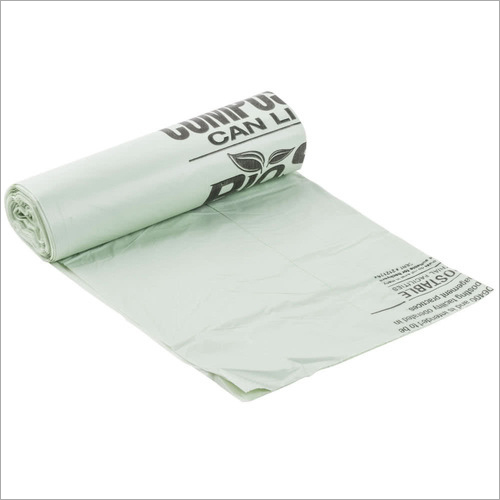 Compostable Printed Garbage Bag