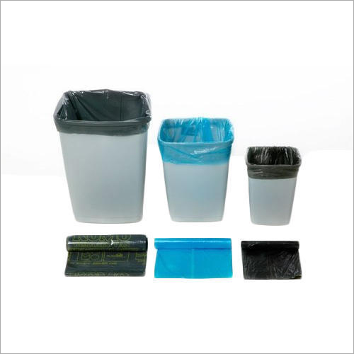 Compostable Garbage Bag Roll