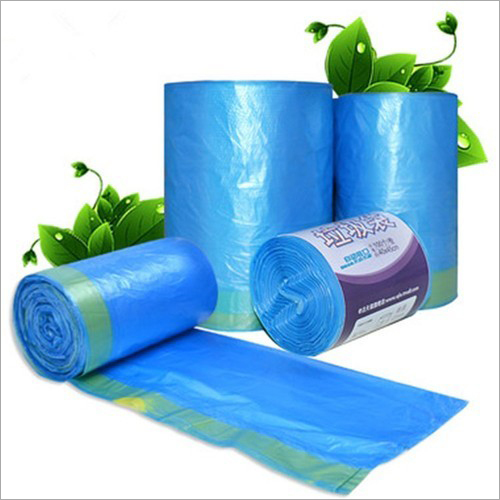 Plain Compostable Garbage Bag Roll