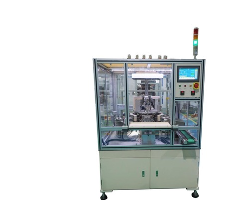 Fully Automatic 6 Station Multifunction Soldering Machine