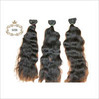 Natural Machine Wefts