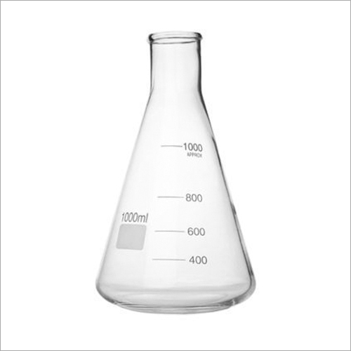1000 ML Glass Conical Flask