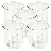 600 ML Glass Beaker