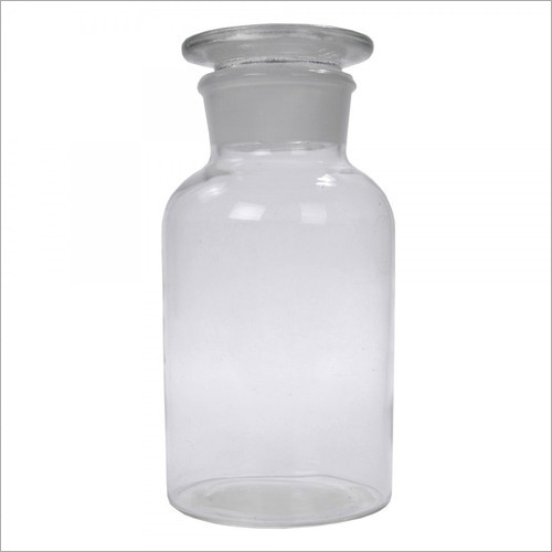Laboratory Glass Reagent Bottle