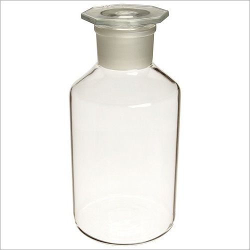 Glass Reagent Bottle