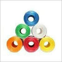 Colored Plastic Twine