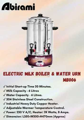 6 Ltr Milk Boiler Machine