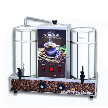 Coffee and Tea Making Machine