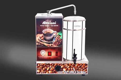 Electric Tea Making Machine