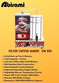 Electrical Coffee Making Machine