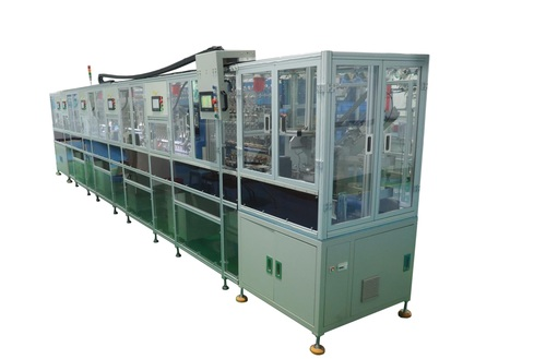 Automatic Winding and Taping Machine (Production Line) - Customized Machine