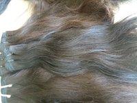 natural wavy human hair
