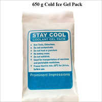 650 GM Cold Ice Gel Pack