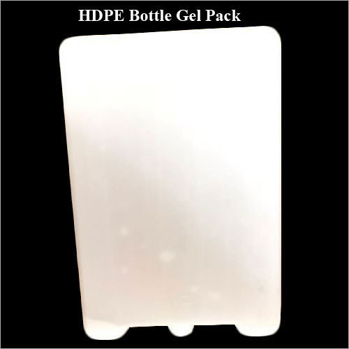 HDPE Bottle Gel Pack
