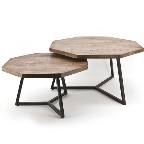 Octagon Table Set Of 2