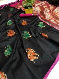 SOFT Silk, Banarsi Silk