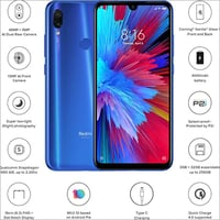 Mi Redmi Note 7S (4gb Ram 64gb storage)
