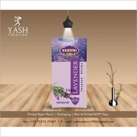 Incense Paper Pouch
