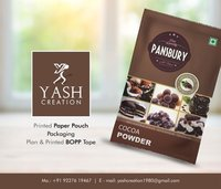 Powder Paper Pouch