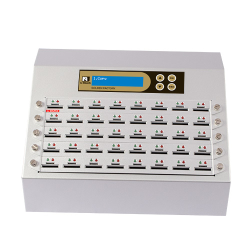 1 to 39 SD / microSD Duplicator and Sanitizer (SD940G)