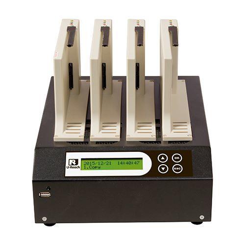 1 to 3 SAS/SATA HDD/SSD Duplicator and Sanitizer (ITS300-SAS)