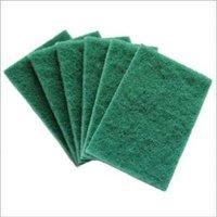 scrubing pad
