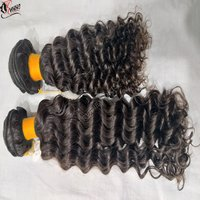 Raw Natural Indian Deep Remy Human Hair
