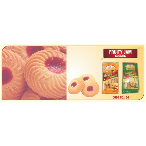 Fruity Jam Cookie