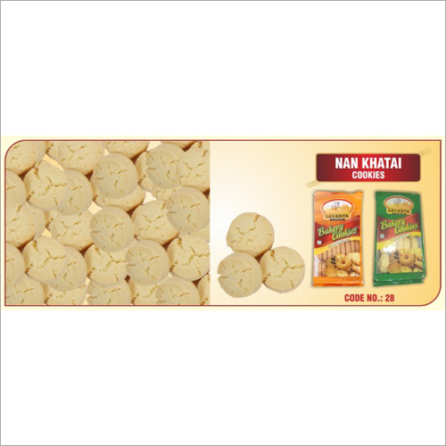 Nan Khatai Cookie