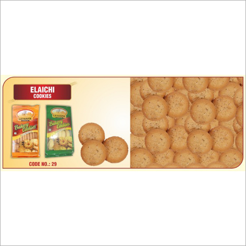 Elaichi Flavoured Cookie