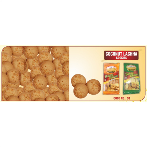 Coconut Lachha Cookie