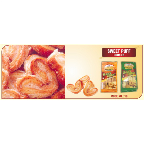 Sweet Puff Cookie