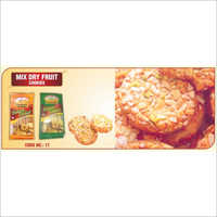 Mix Dry Fruit Cookie