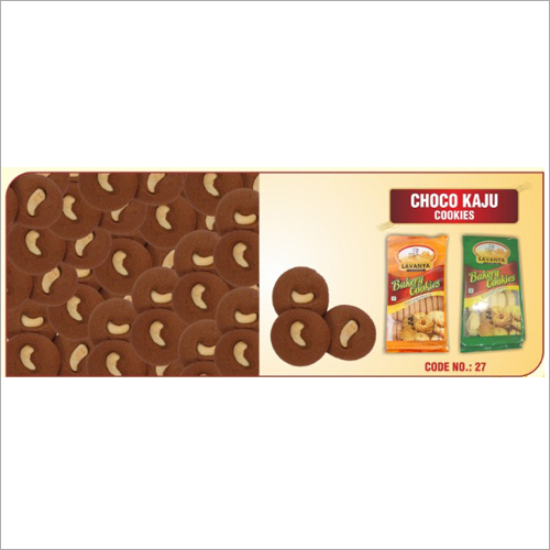 Choco Kaju Cookie