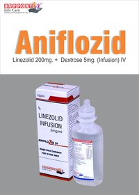 Linezolid  + Dextrose