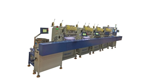 Automatic Winding, Taping and Soldering Machine (Production Line)