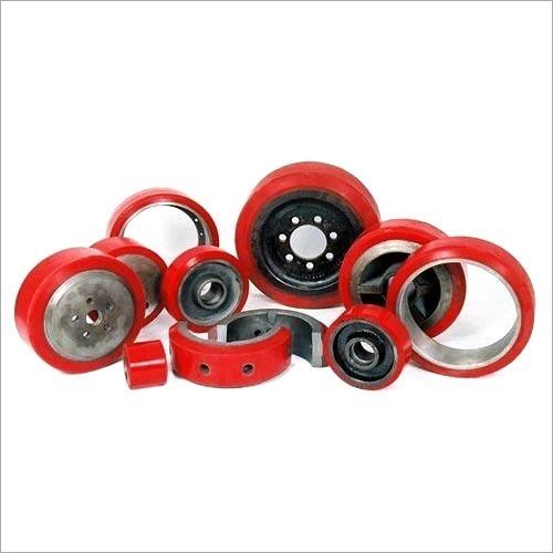 PU Coated Wheel