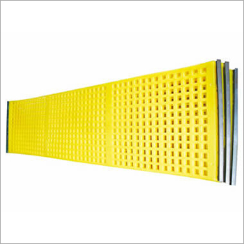 Tensioned Polyurethane Screen