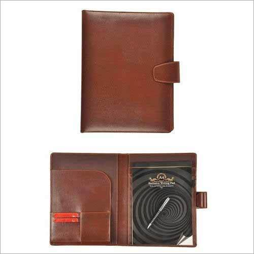 Plain Leather Biofold Wallet