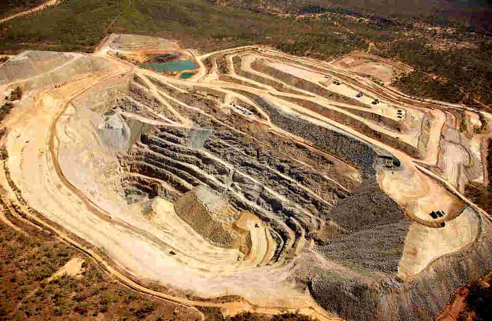 CMC Mining Grade