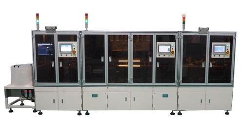 Fully Automatic Terminal Assembling, Winding and Soldering Machine (Production Line)