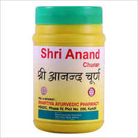 Ayurvedic Shri Anand Churan Powder
